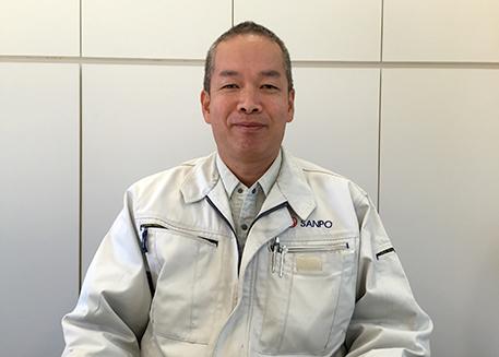 現場監督 富澤 秀幸