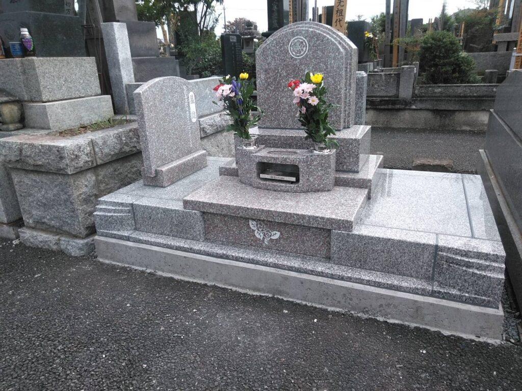 墓石_熊谷市熊谷寺 1830×1010